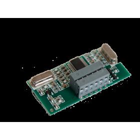 Plug-in Receiver ERREKA RSD-433Mhz