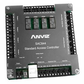 Controladora de Acceso Distribuido ANVIZ SAC844 - 4 entradas Wiegand y 4 salidas Relé