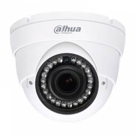 Domo 4en1 ( HDCVI, HDTVI, AHD, CVBS ) 2Mpx 1080P IR30m.Lente varifocal 2.7 a 12mm. Exterior
