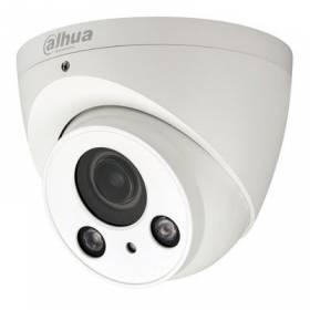 Domo HDCVI dual 2,1Mpx 1080P IR60m 0Lux . Lente varifocal motorizada 2.7-12 mm . Exterior