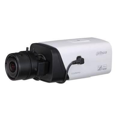 Cámara Box Dahua IP 2Mpx DN SMART WDR Starlight 0.01Lux PoE (sin óptica)
