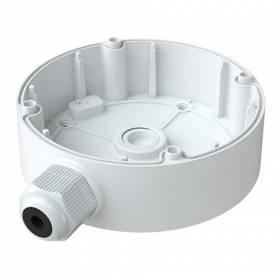 Caja de conexiones para cámara bullet o domo TVT