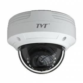 Cámara Domo Antivandálico TVT 4en1 2Mpx 1080P IR20m Lente fija 3,6mm
