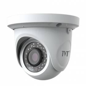 Cámara Domo TVT 4en1 2Mpx 1080P Starlight IR20m Lente fija 3,6mm