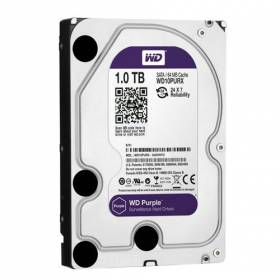 Disco Duro de 1 Tb ( 1024 Gb ) Western Digital Purple.