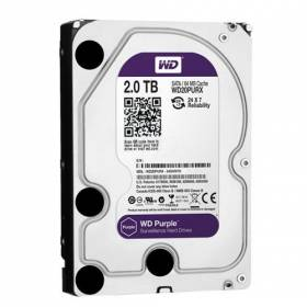 Disco Duro de 2 Tb ( 2048 Gb ) Western Digital Purple.