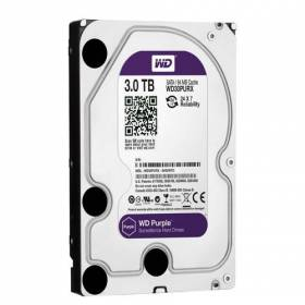 Disco Duro de 3 Tb ( 3072 Gb ) Western Digital Purple.