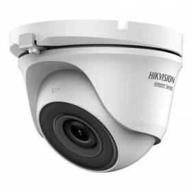 Cámara Domo Hikvision 4en1 2Mpx Exir Smart IR20m ICR DNR Lente fija 2,8mm.IP66