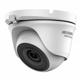 Cámara Domo Hikvision 4en1 1Mpx Exir Smart IR20m ICR DNR Lente fija 2,8mm.IP66