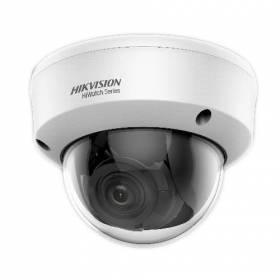 Cámara Domo Hikvision 4en1 1Mpx Smart IR40m ICR DNR Lente varifocal 2,8-12mm.IP66 IK10